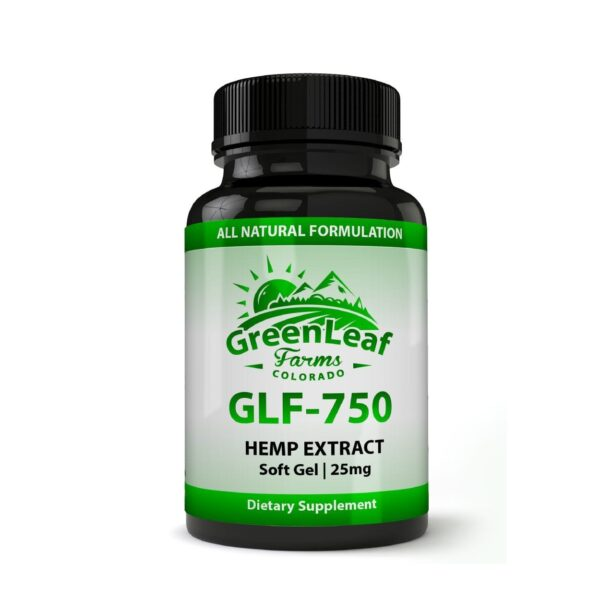Greenleaf soft gel GLF- 750
